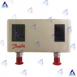پرشر سوئیچ دانفوس مدل DANFOSS Dual Pressure Control  KP15