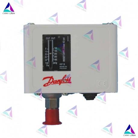 پرشر سوئیچ پمپ High Pressure دانفوس مدل KP5