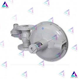 رگلاتور فشار خانگی فلنچی مدل GS-74-27-H ظرفیت 400 متر مکعبی گاز سوزان