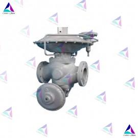 رگلاتور  صنعتی مدل GS-76-80-H گاز سوزان (PILOT TYPE)