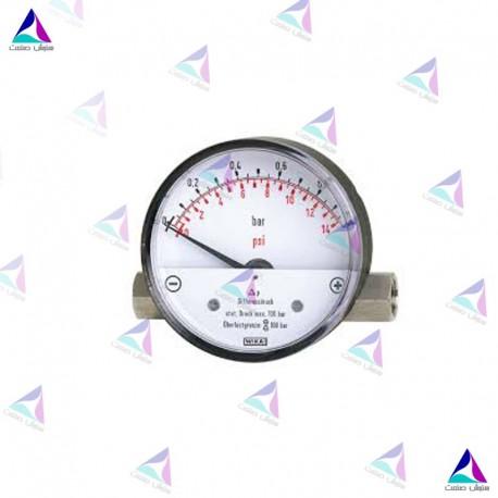 فشار سنج جهت اختلاف فشار ویکا WIKA