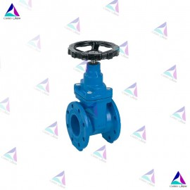 شیر دروازه ای بدنه صاف میوال PN 16 (Flat body gate valve metal seated MIVAL)