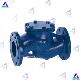 شیر  یک طرفه (دیسکی) میوال PN 16 (flow check valve MIVAL)