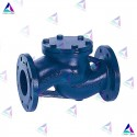 شیر  یک طرفه (دیسکی) میوال PN 16 (flow check valve MIVAL)
