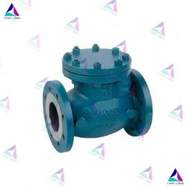 شیر یکطرفه (دیسکی) میوال PN 25 (swing flow check valve MIVAL)