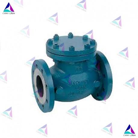 شیر دیسکی میوال PN 25 (flow check valve MIVAL)