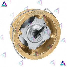 شیر دیسکی میوال PN 25 (swing flow check valve MIVAL)