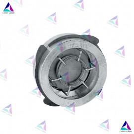 شیر بین فلنچی میوال PN 40 (Disk check valve MIVAL)