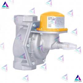 شیر گاز حساس به زلزله ( شیر قطع کن گاز ضد زلزله ) اسکا  Earthquake valve ESKA