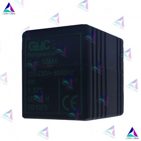 بوبین شیر برقی (Solenoid Valve) جی ام سی GMC