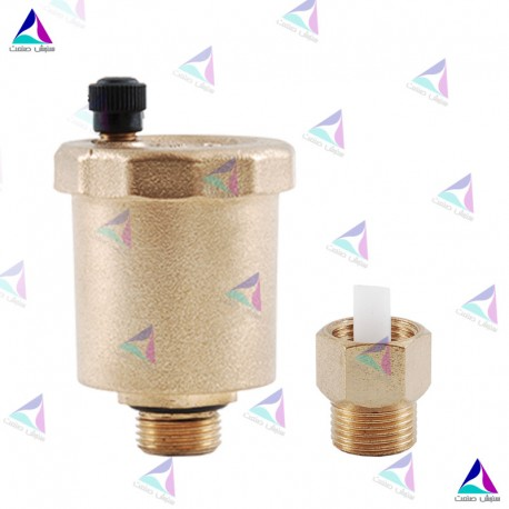 شیر تخلیه هوا اتوماتیک ( ایرونت ) OR مدل Valmat